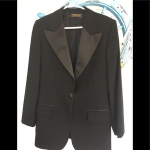 Youth Size 10 Brooks Brothers Tuxedo Jacket